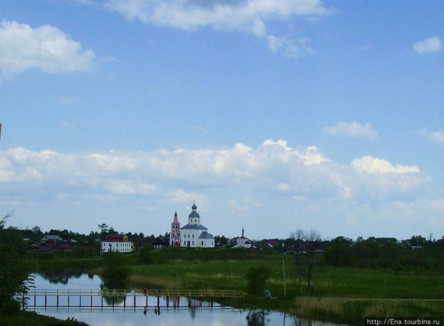 22.05.2010. Суздаль. Панорама города