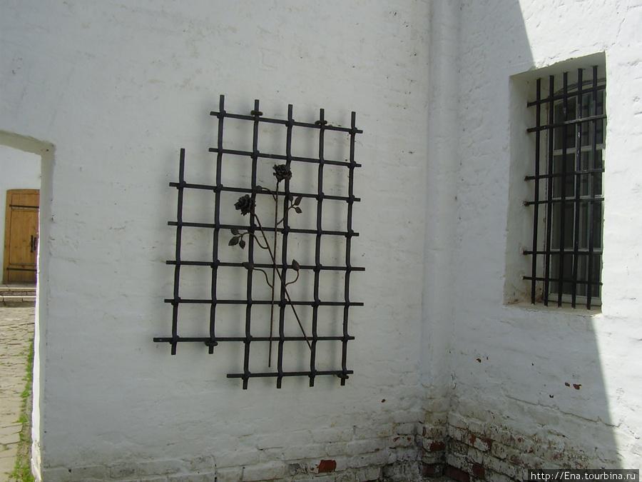 22.05.2010. Суздаль.  Спасо-Евфимиев монастырь. Тюремный корпус