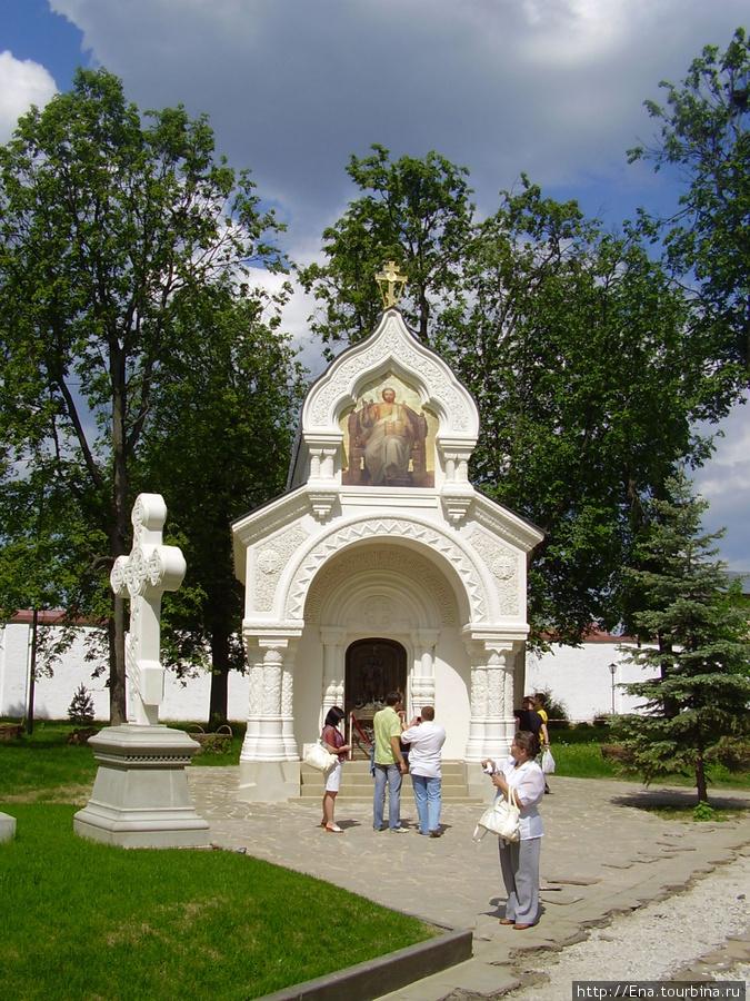 22.05.2010. Суздаль.  Спасо-Евфимиев монастырь. Усыпальница Пожарских