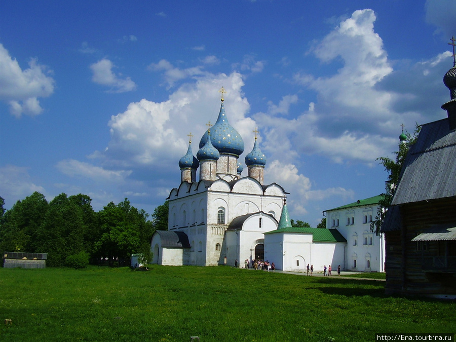 22.05.2010. Суздаль. Кремль. Рождественский собор