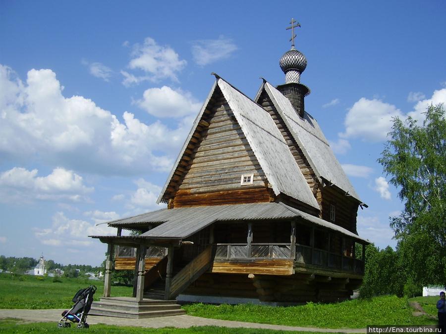 22.05.2010. Суздаль. Кремль. Никольская церковь