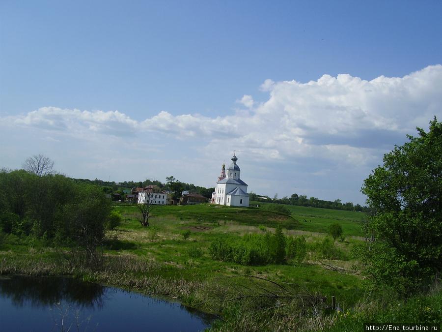 22.05.2010. Панорама Суздаля