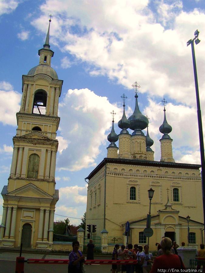22.05.2010. Суздаль.  Смоленская церковь