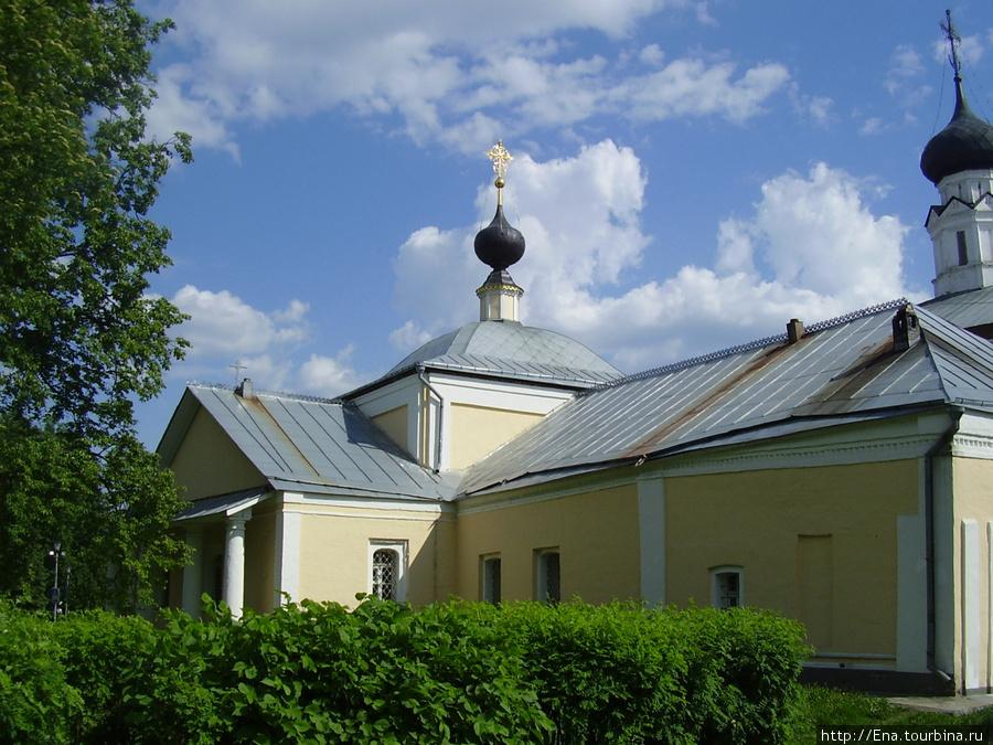 22.05.2010. Суздаль. Свято-Казанская церковь