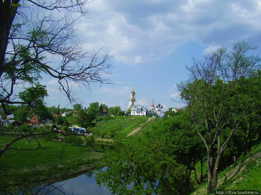 22.05.2010. Суздаль-город в табакерке
