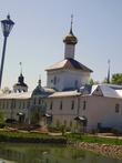 11.05.2008. Поездка на Толгу.  В стенах монастыря. Никольский надвратный храм