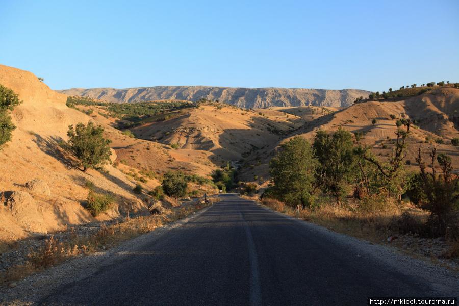 по дороге до Немрут Даги