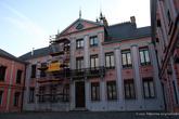 г. Синт-Никлас, Бельгия. Ззамок Молэнд (Moelandkasteel). Был построен в 1776-1778. Сейчас здесь находится городская больница.