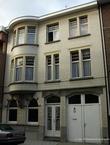г. Синт-Никлас, Бельгия. Уникальная старинная улочка De Monseigneur Stillemansstraat. Здесь каждый дом выстроен в стиле Арт-деко. В 2002 году каждый дом на этой улице был отреставрирован, и охраняются как памятники архитектуры. А сама улица является охраняемым памятником городского пейзажа. На фотографии дом № 27.