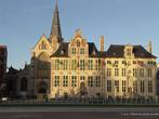 г. Синт-Никлас, Бельгия. Здания бывшего местного суда и Ратуши. Сейчас в них находится Департамент по туризму города Синт-Никласа