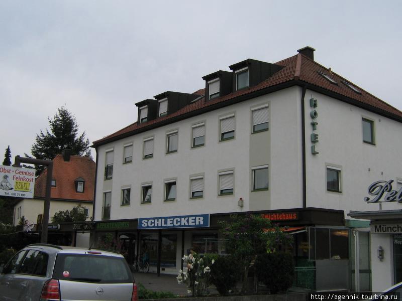 Парфюмерный магазин SCHLECKER — Фазаненпарк