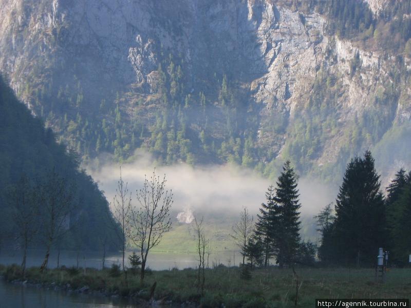 Остатки тумана