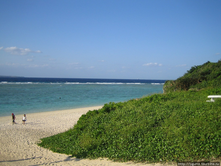 Пляж на Сезоко, другой вид.