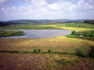 Ландшафт около Чандора