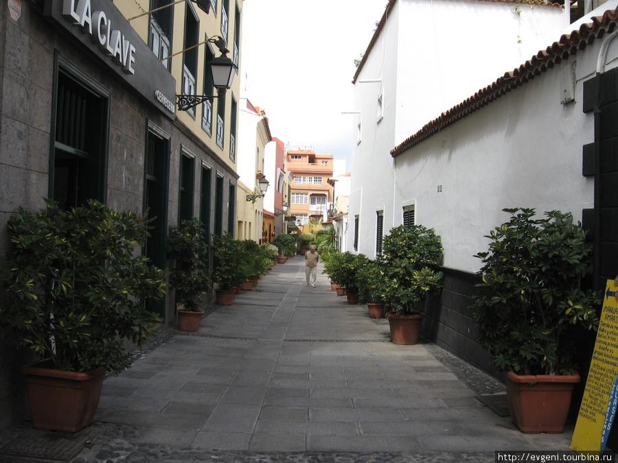 очаровательная улочка Calle de la Verdad