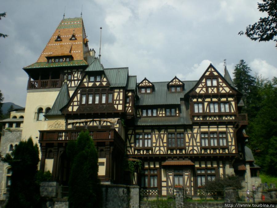 Замок Пелишор