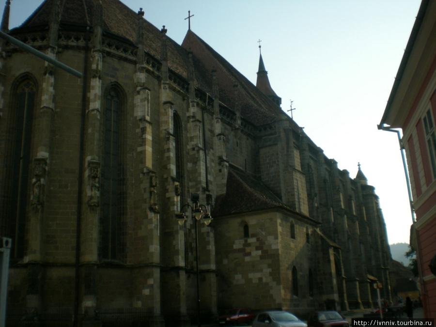 черная церковь