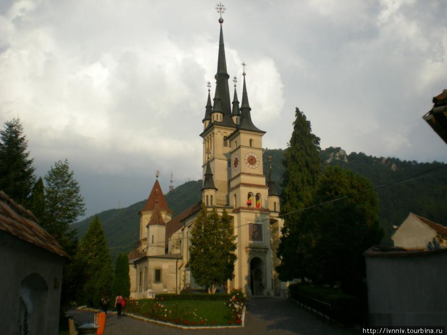 Румыния (август-сентябрь 2009): Брашов и окрестности Брашов, Румыния