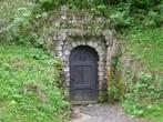 черный вход в замок