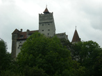 замок Бран, замок Дракулы