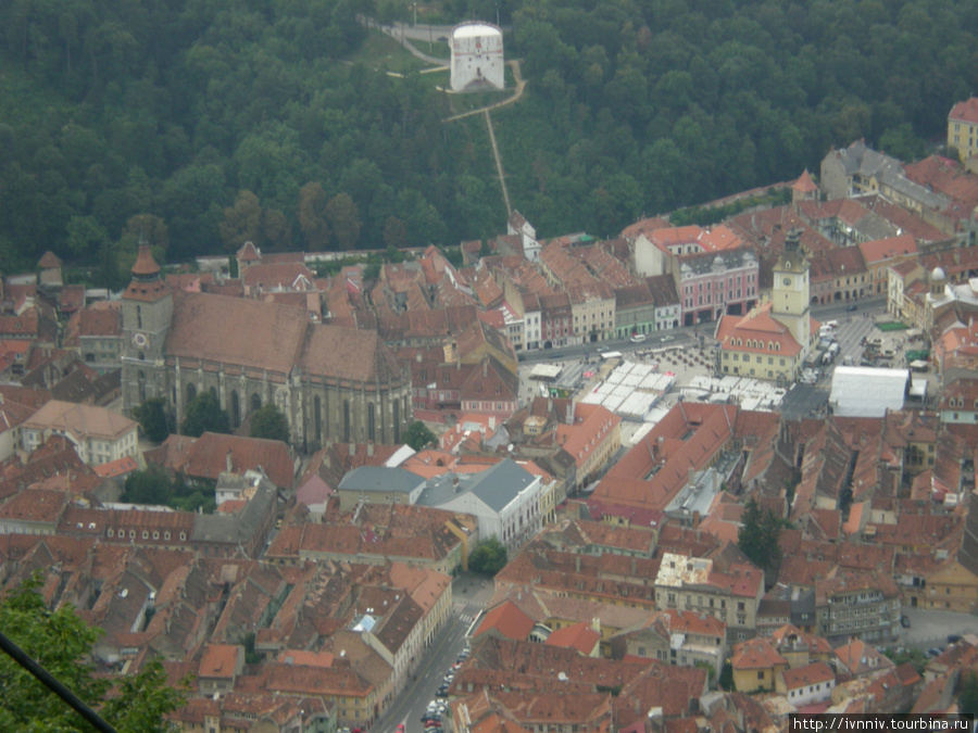 центральная часть старого города