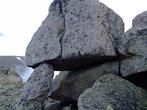 Подьем на вершину горы Каратош. Ее высота три тысячи, без нескольких метров. Самая высокая гора Хакасии. Переводится как Черная ледяная глыба