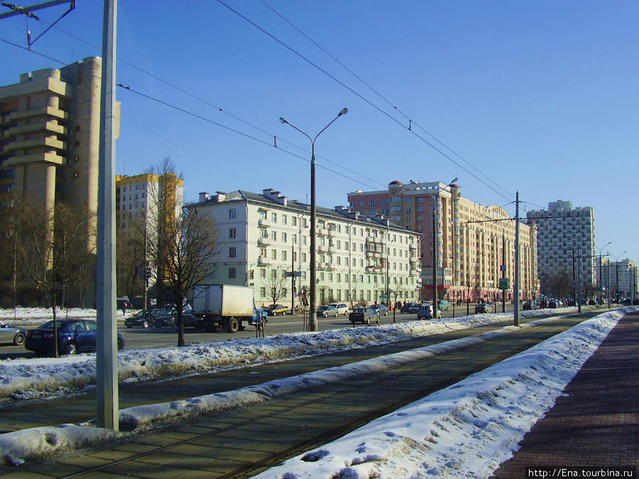 По улицам Минска