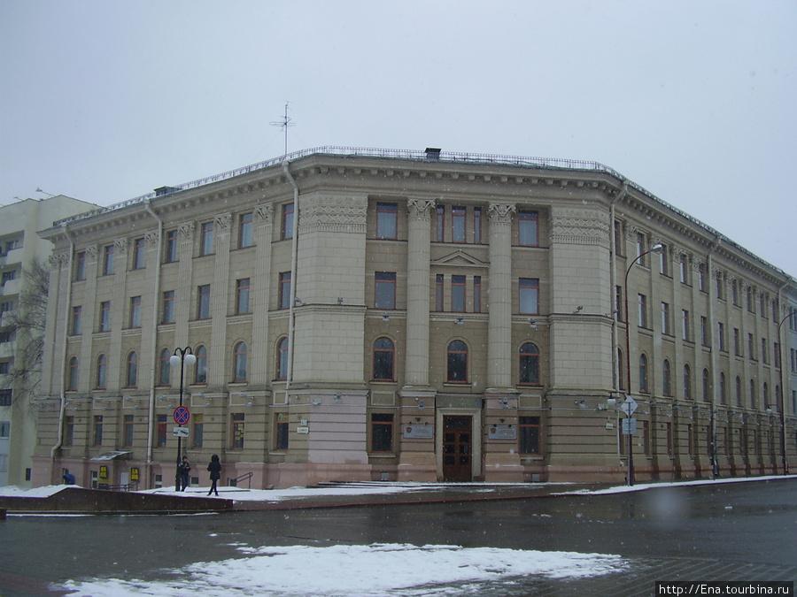 Архитектура Минска