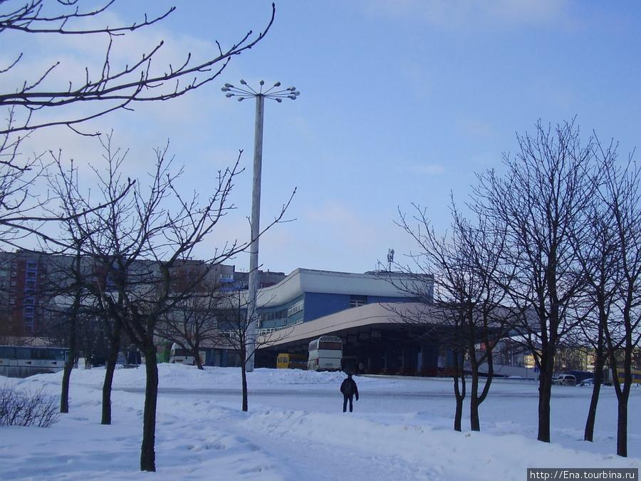 Минский автовокзал