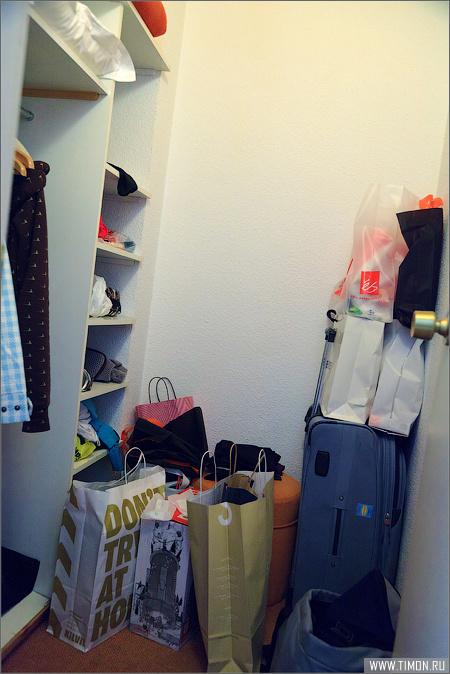 Дополнительная комната складовая