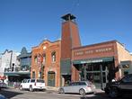 Городской музей на Main Street, возможно бывшая пожарная часть.