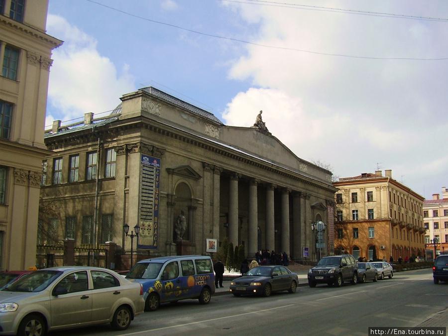 15.03.2010. Минск. Национальный художественный музей
