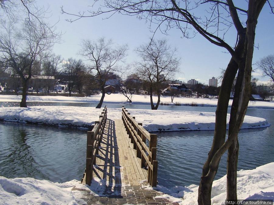 16.03.2010. Минск. Лощицкий парк.