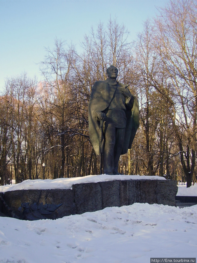 16.03.2010. Минск. Парк Янки Купалы