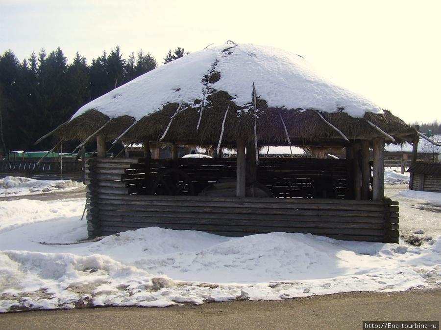 12.03.2010. Минск. Дудутки.