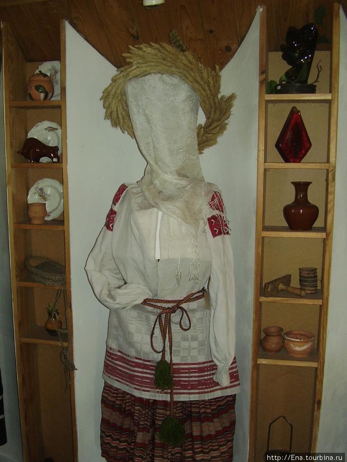12.03.2010. Минск. Дудутки. Этнографическая галерея