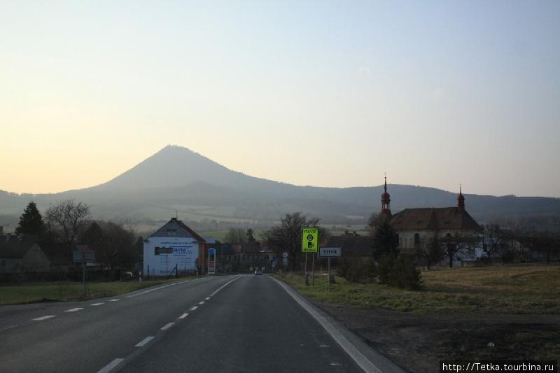 Дорога в Саксонскую Швейцарию