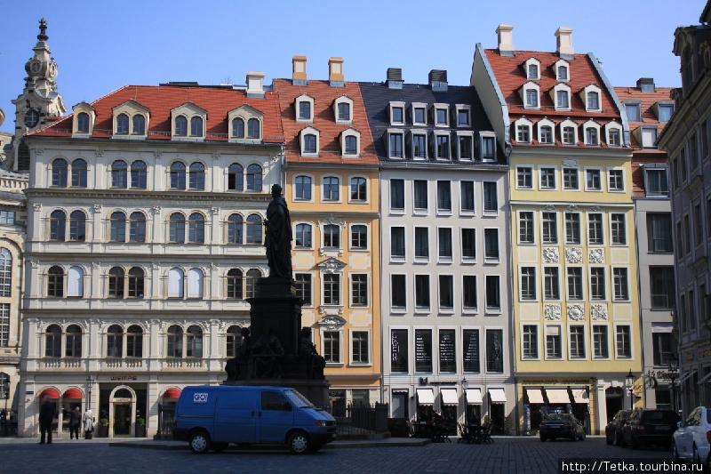 Дома в Дрездене