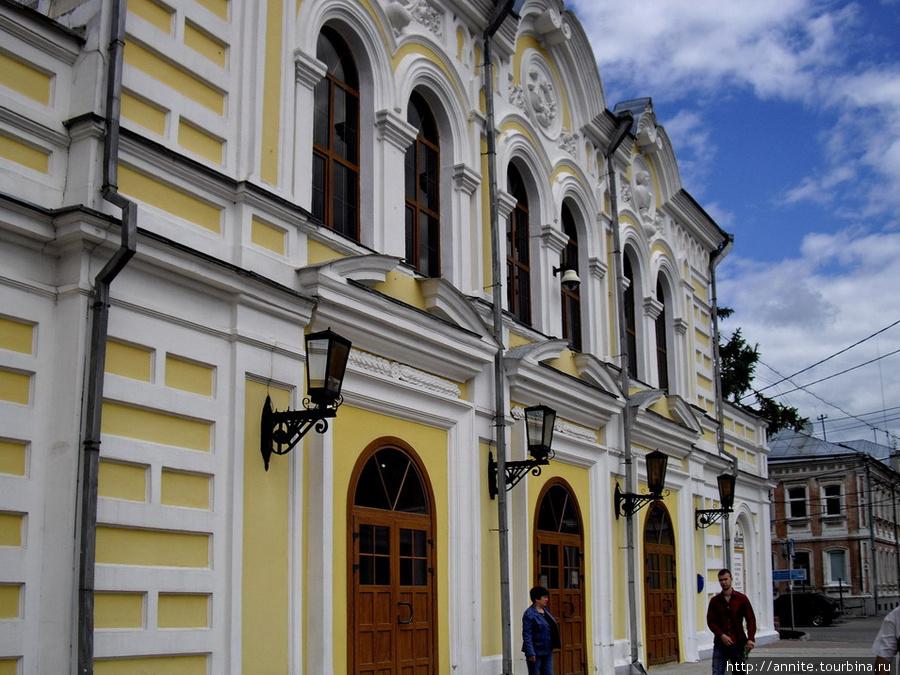Театр на Соборной.
