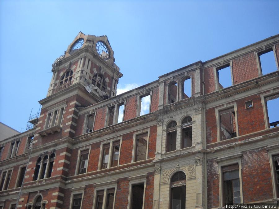Скелет здания