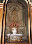 Часть интерьера церкви