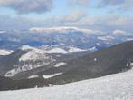 Вид на Черногорский хребет