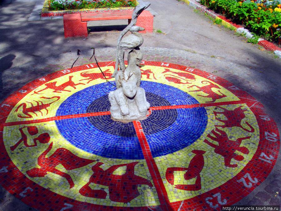 Мозаичный двор