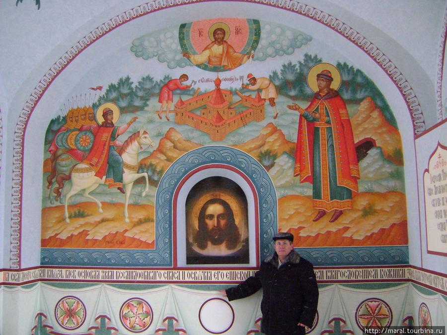 Основателем святой обители считается князь Глеб — один из первых русских святых — страстотерпцев