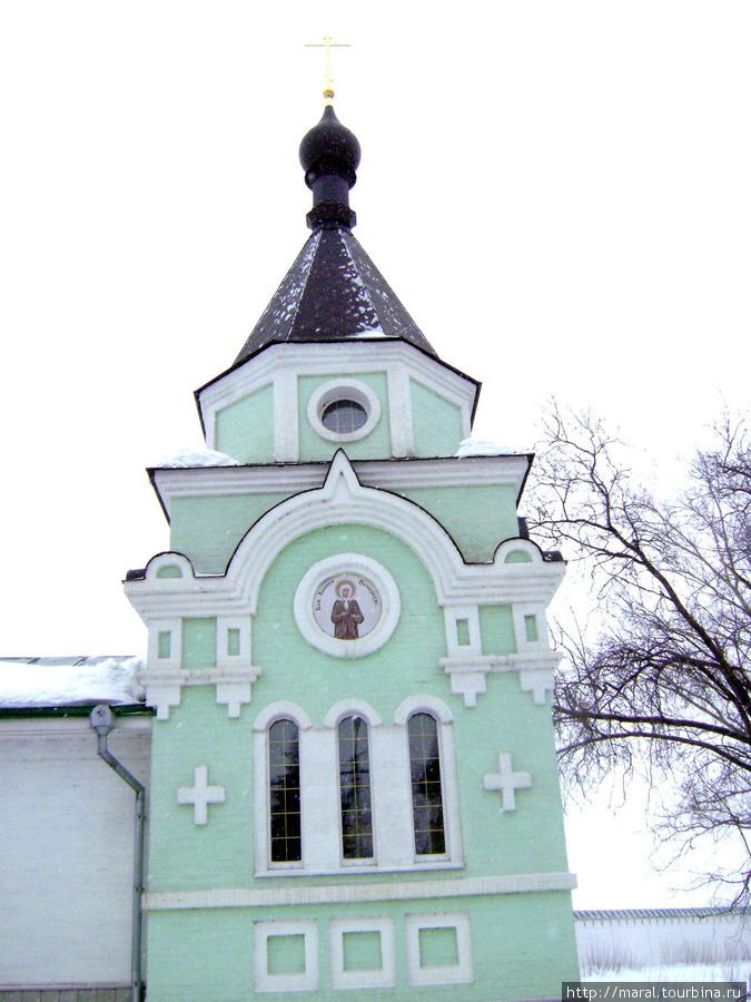 Часовня во имя святой блаженной Ксении Петербургской