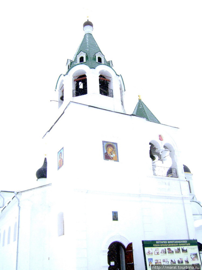 В Покровском храме Муромского Спасо-Преображенского мужского монастыря с 2006 год находится святыня — рака с резным изображением богатыря и святого праведного Илии Муромца
