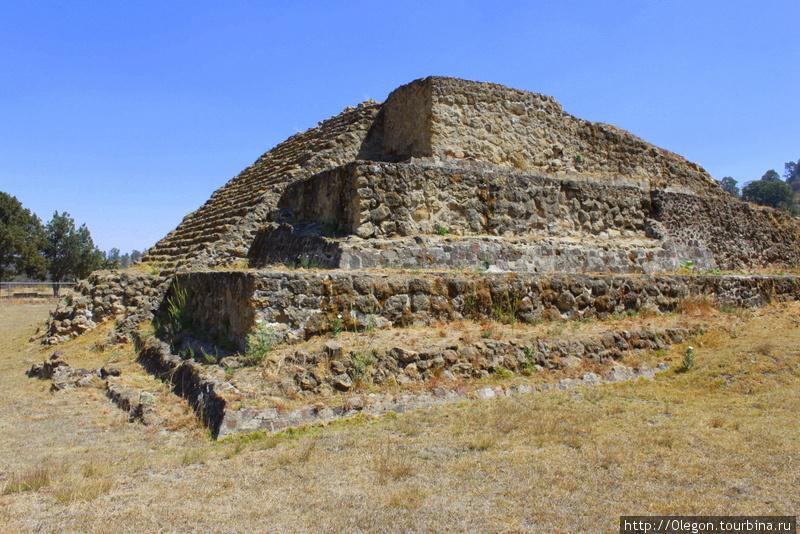 Настенная роспись культуры Майя Тласкала-де-Хикотенкатль, Мексика