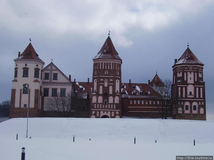 14.03.2010. Минск. Мир. Мирский замок