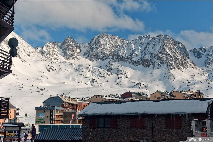 Горы Пас-да-ла-Каса, Андорра