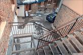 Лестница по которой мы перли всю нашу снарягу в первый день, а ведь был обход :)